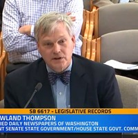 Washington State Legislature praises itself for expanding transparency. Media and open government groups call BS