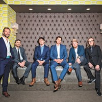 CONCERT REVIEW: Steep Canyon Rangers prove simpatico with Spokane Symphony