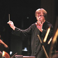 Spokane Symphony announces 73rd season, the final for music director Eckart Preu