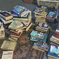Behind-Bars Book Drive