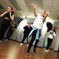 The Academy of Hip Hop's training facility steps lively into Spokane's dance scene