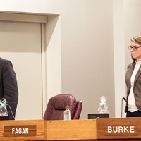 Spokane Councilwoman Kate Burke's take on the Pledge of Allegiance draws public comments