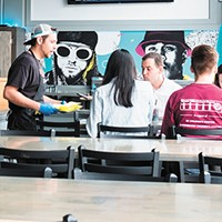 Owner of Borracho and Fast Eddie's opens a new '90s-themed pizza joint in downtown Spokane