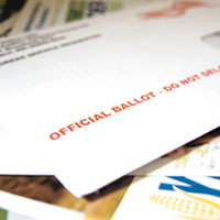 Governor and Secretary of State offer to pre-pay postage for Washington's primary and general election ballots