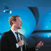 Facebook's Zuckerberg gets an earful from the European Union