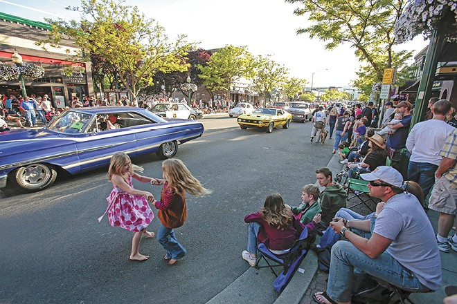 Car d'Lane Classic Car weekend takes over the streets of Coeur d'Alene June 15-16
