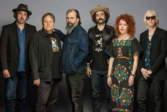 Steve Earle & The Dukes play Spokane Oct. 1.