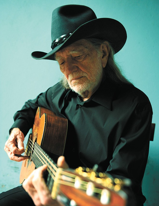Northern Quest Resort & Casino is hosting Willie Nelson and Alison Krauss on Aug. 3. - DAVID MCCLISTER PHOTO