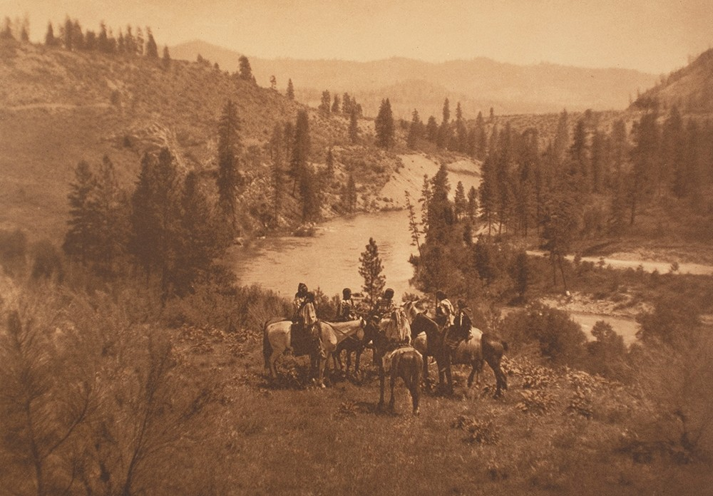 A new show, Edward S. Curtis: The Grand Idea, opens on June 16 at the Northwest Museum of Arts & Culture.