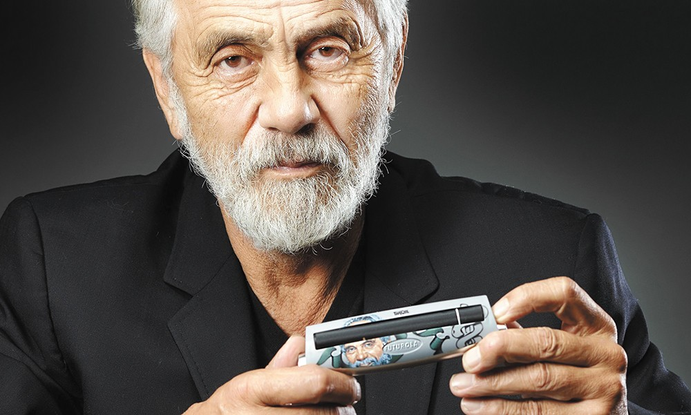 Tommy Chong credited Rick Simpson Oil for curing his cancer, which subsequently came back.