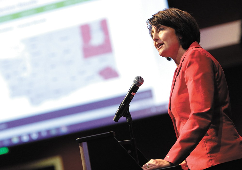Congresswoman Cathy McMorris Rodgers - YOUNG KWAK