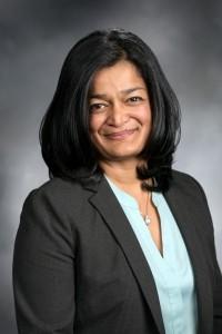 Congresswoman Pramila Jayapal