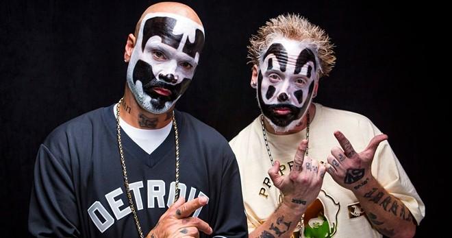 Insane Clown Posse headlines The Pin! Aug. 14.