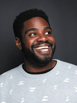 "Ron Funches: ""I realized very quickly I prefer stand-up and acting and writing for myself."""