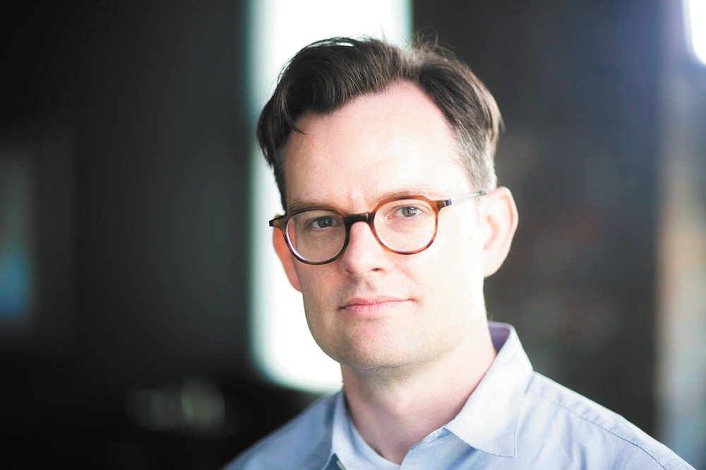 Kyle Ryan, former editor of the A.V. Club.