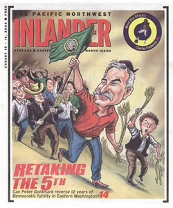 The Aug. 10, 2006, issue; cover illustration: chad crowe