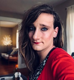 "Robbi Katherine Anthony says being transgender is the ""most boring part of this campaign."" - COURTESY OF ROBBI KATHERINE ANTHONY"