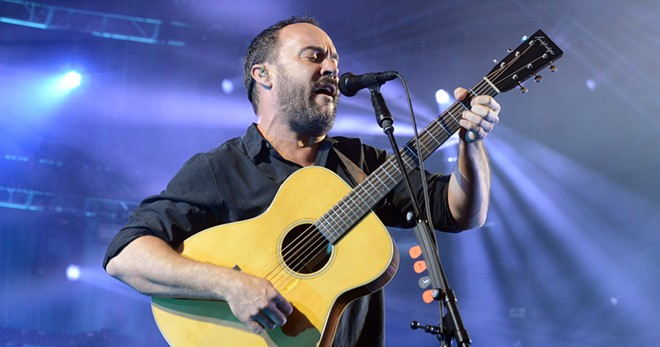 Dave Matthews Band hits the Gorge over Labor Day weekend.