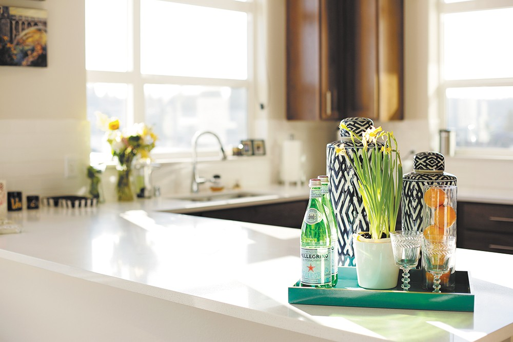 Quartz countertops are a top choice for consumers. - YOUNG KWAK