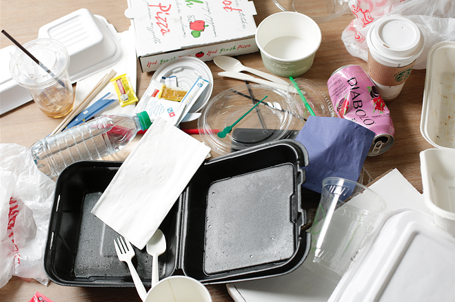 Not all food-related waste is created equal. - YOUNG KWAK