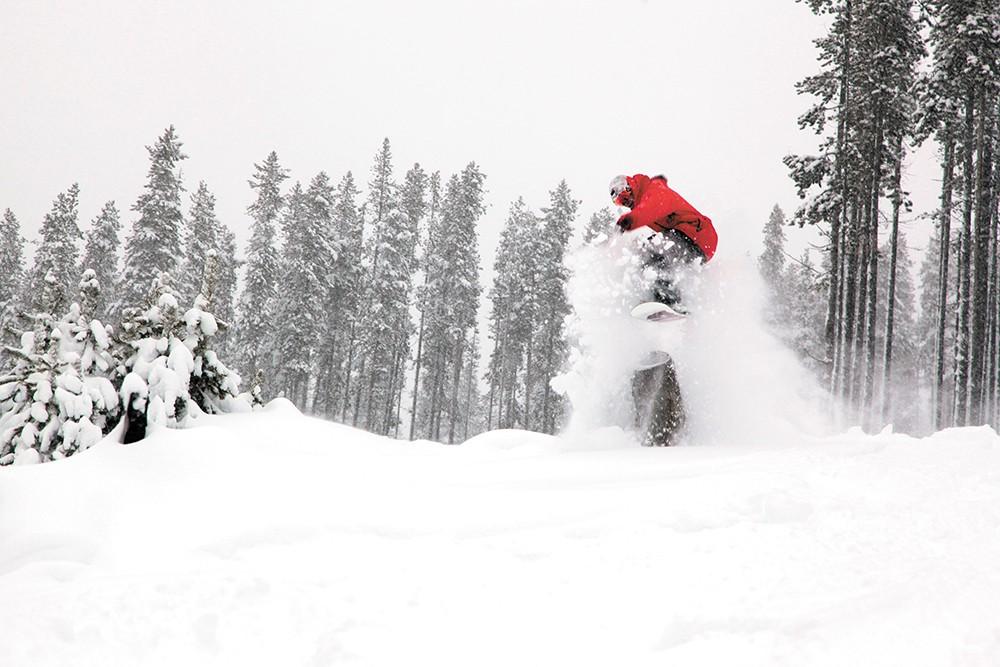 Lookout Pass Ski & Recreation Area photo