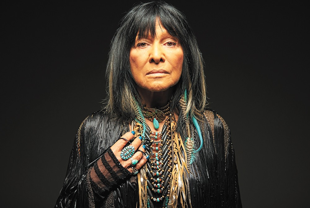 Buffy Sainte-Marie will perform at the One Heart Native Arts and Film Festival.