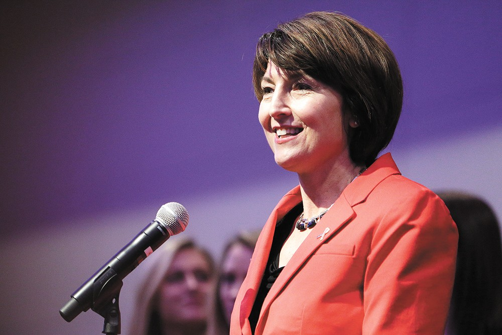 Rep. Cathy McMorris Rodgers - YOUNG KWAK