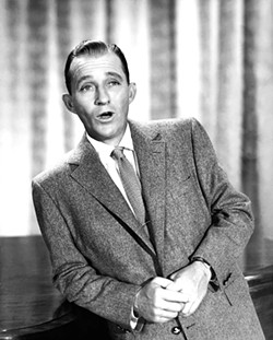 Bing Crosby's Christmas records are beloved by many.