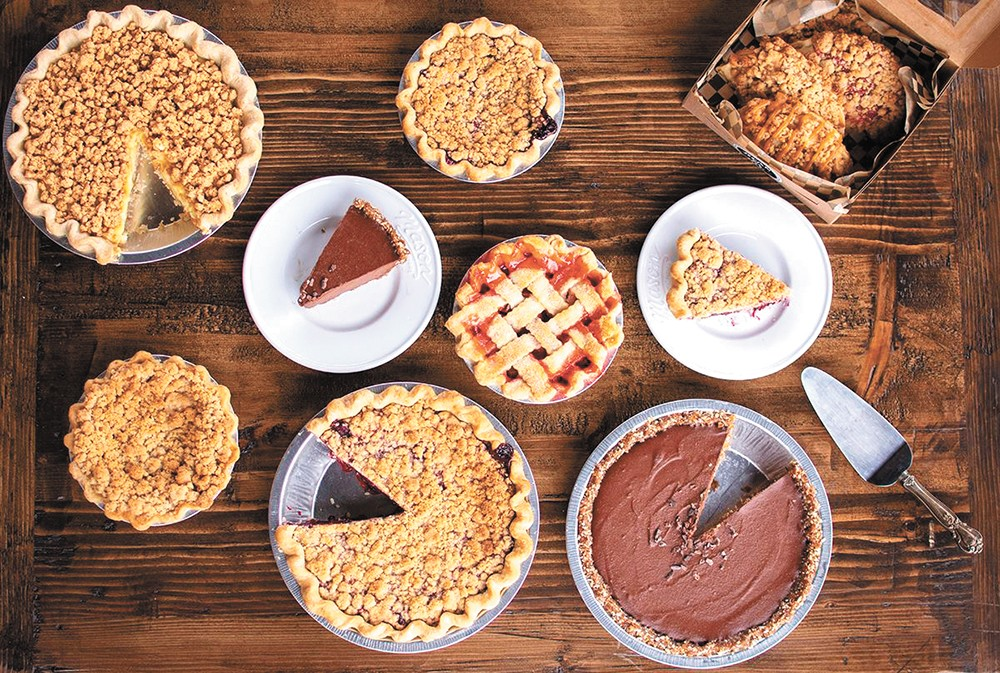 Bean & Pie is aiming to open a storefront bakery in Coeur d'Alene next year.