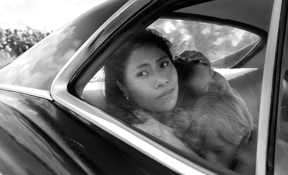 Roma streams on Netflix on Friday, Dec. 14.