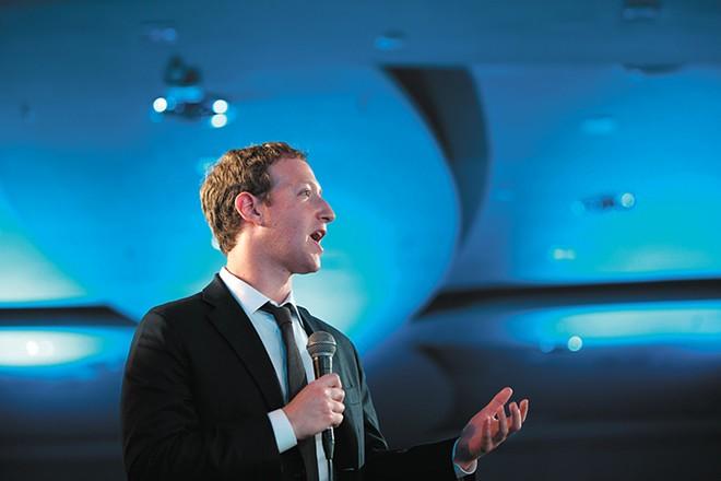 Mark Zuckerberg - PETE SOUZA/OFFICIAL WHITE HOUSE PHOTO