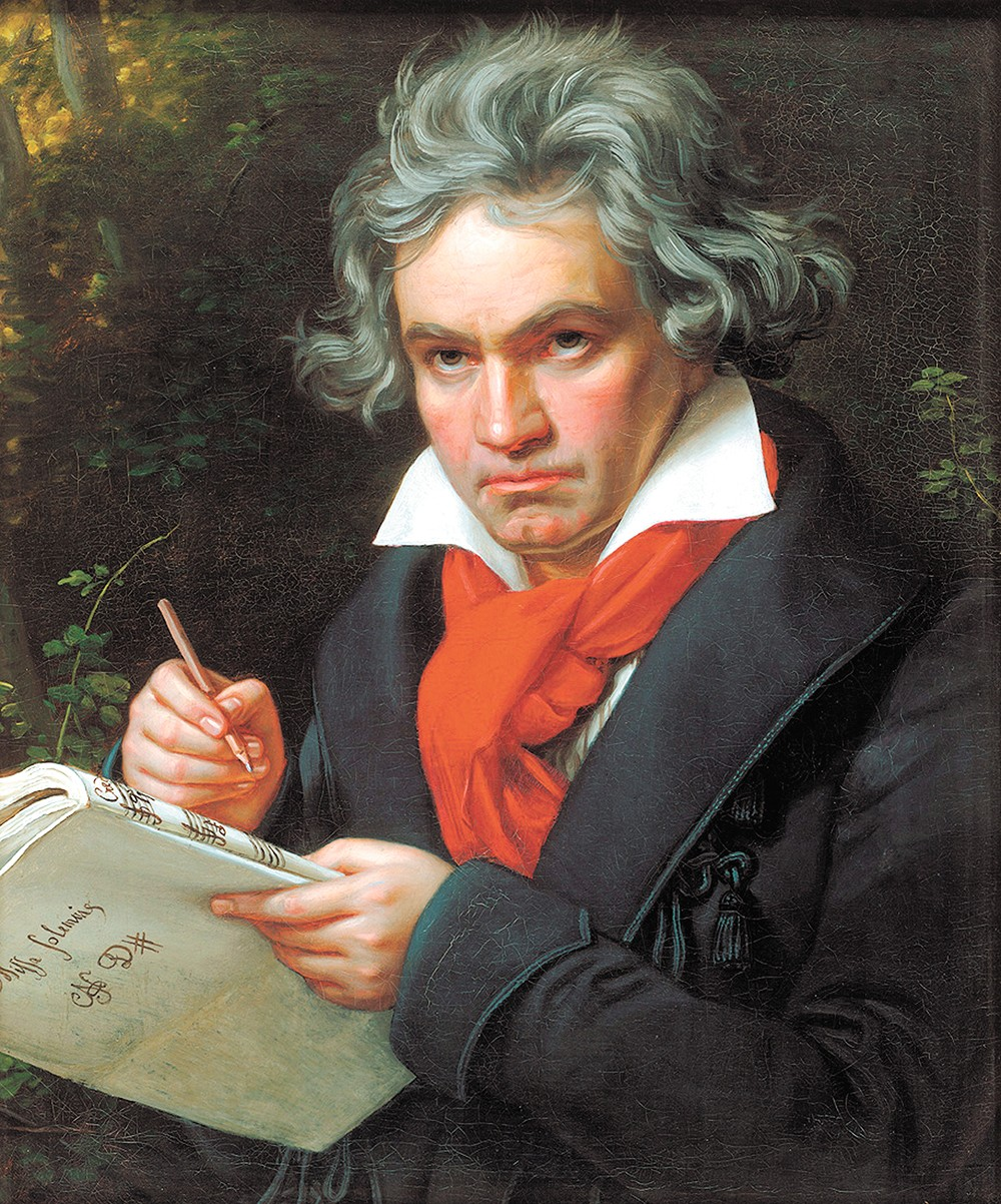 "Beethoven's Ninth deals with ""our hopes and dreams,"" says Spokane Symphony's Eckart Preu."