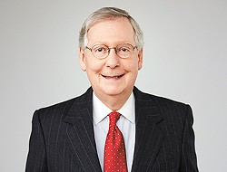 You can thank Mitch McConnell, of all people.