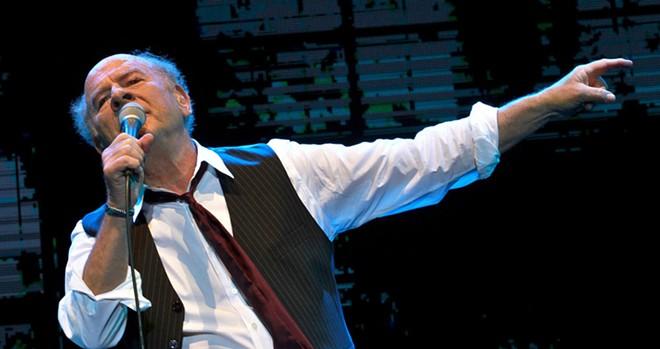 Art Garfunkel plays the Fox Theater in Spokane May 16.