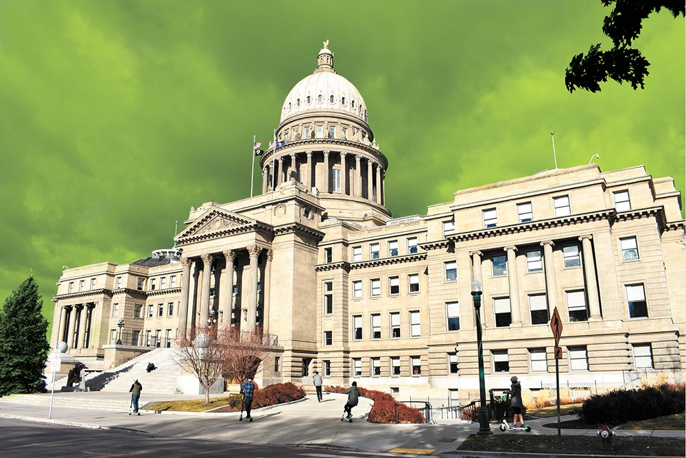 Will Idaho ever go green?