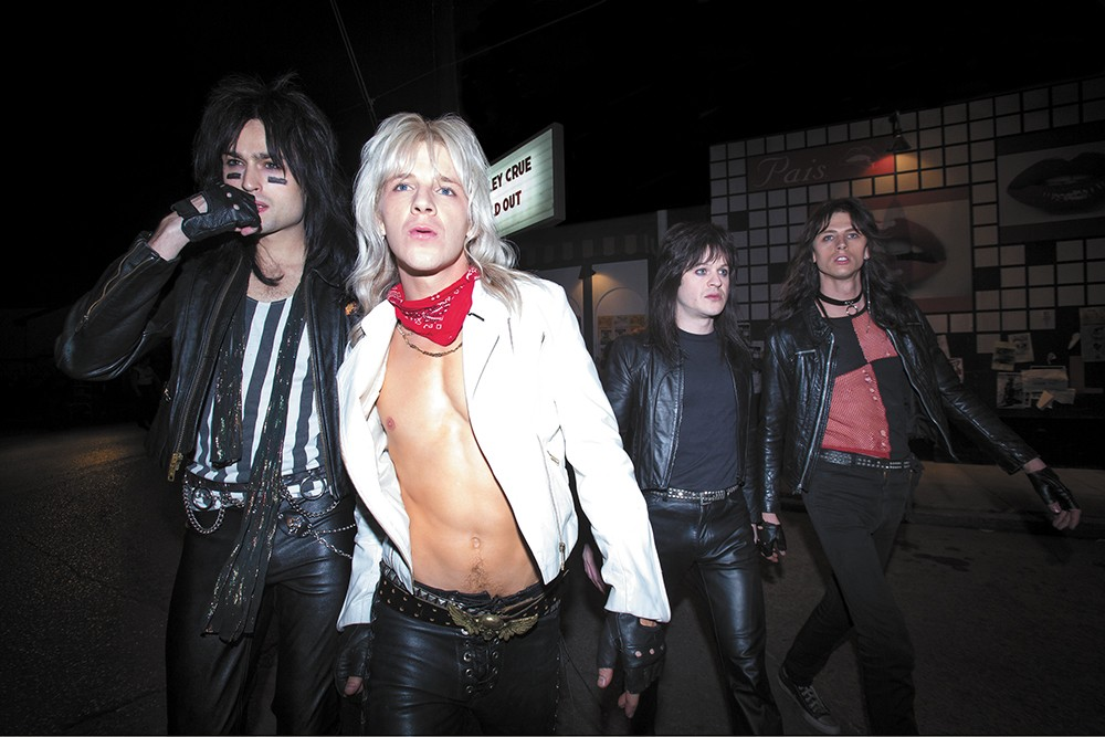 The Dirt is a grimy sex-and-drugs-fuelled look at one of the '80s most popular bands.
