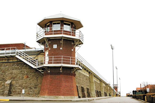 Washington State Penitentiary in Walla Walla is one of eight state prisons with a library. - YOUNG KWAK PHOTO