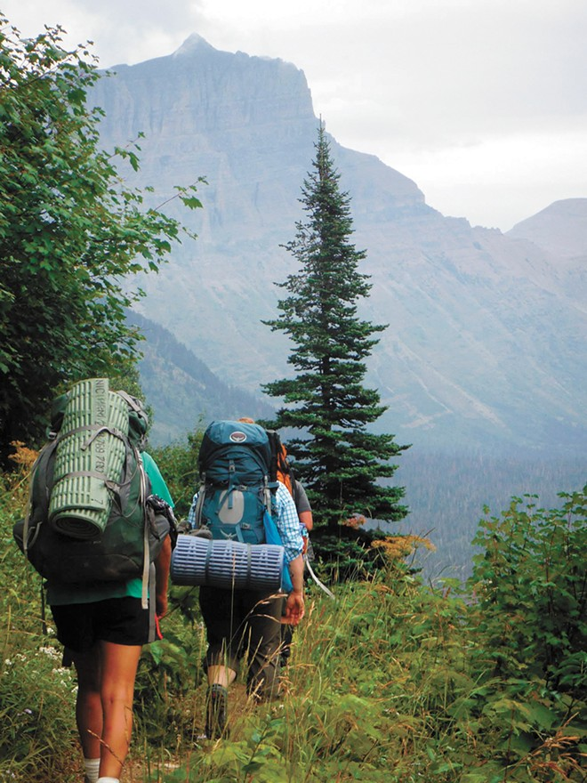 Explore the great outdoors during SOLE's Teen Trek Experience.