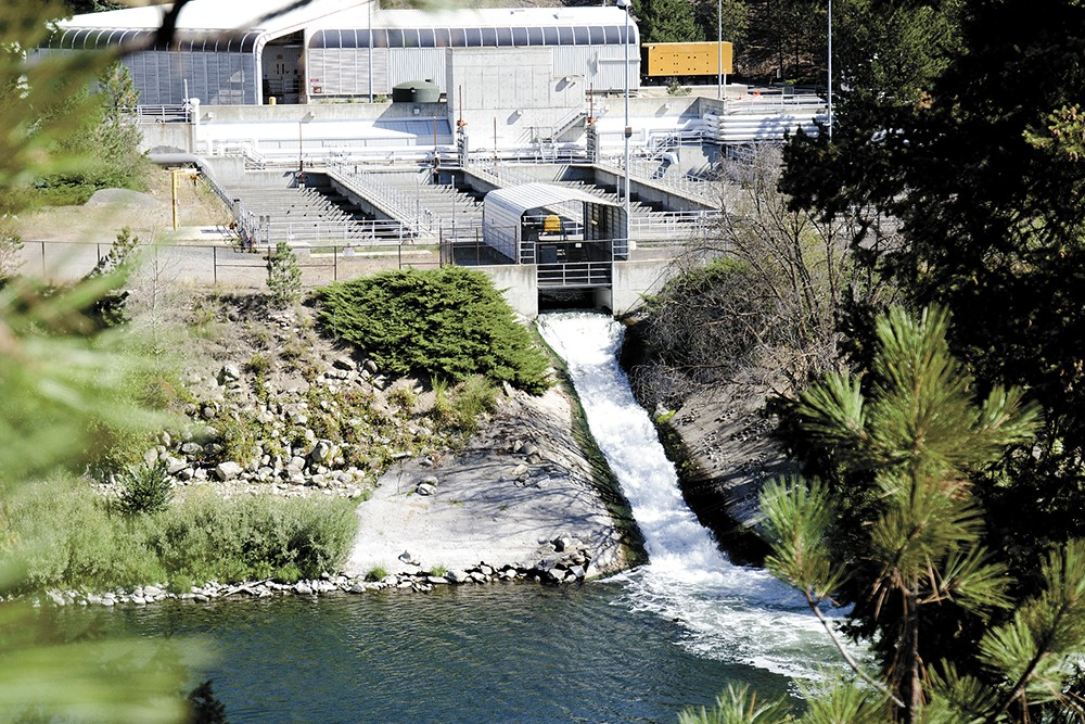 The Clean Water Act and Clean Water Rule are partly to thank for improvements on the river and treatment at places like the Riverside Park Water Reclamation Facility. - JACOB JONES PHOTO