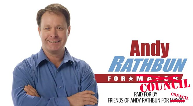 DANIEL WALTERS EDIT OF ANDY RATHBUN CAMPAIGN GRAPHIC