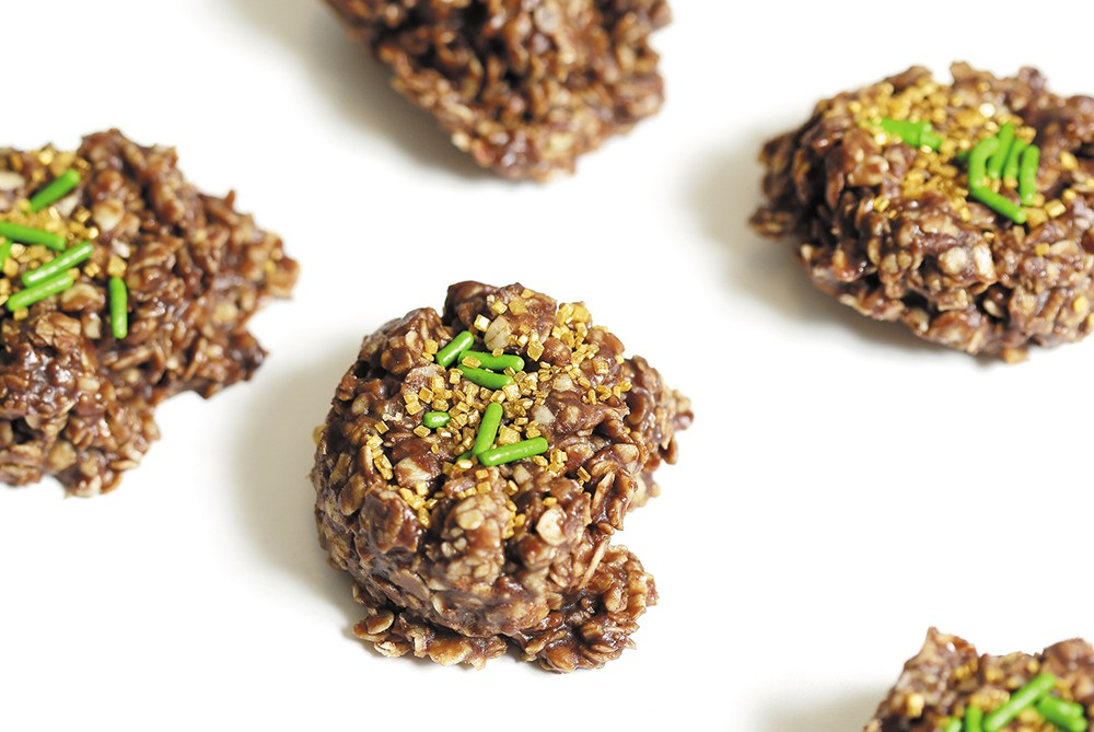 Hippy no-bake cookies - YOUNG KWAK PHOTO