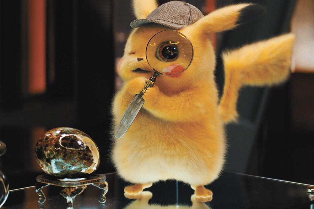 Awwwww. Even if you're not a certified Pokémaniac, you've gotta admit that Pikachu's pretty cute.