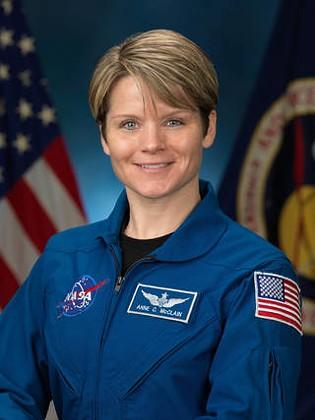 Anne C. McClain (Lt Col, U.S. Army), NASA Astronaut - NASA