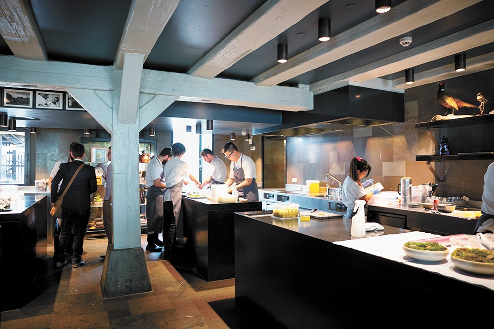 Noma is a two-star Michelin restaurant that's been named Best Restaurant in the World four times. - CITY FOODSTERS PHOTO