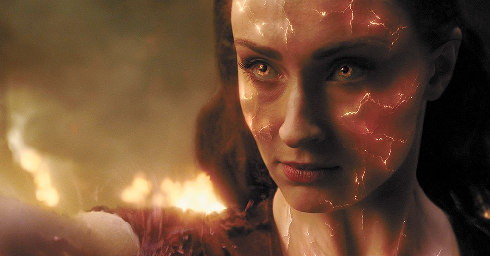 The uneven X-Men film franchise comes to a bumpy close with the merely passable Dark Phoenix.