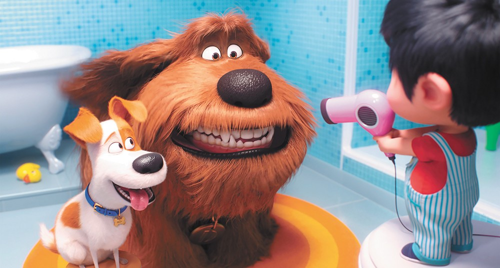 The Secret Life of Pets 2 might keep your little ones occupied. You, on the other hand, will be checking your watch.