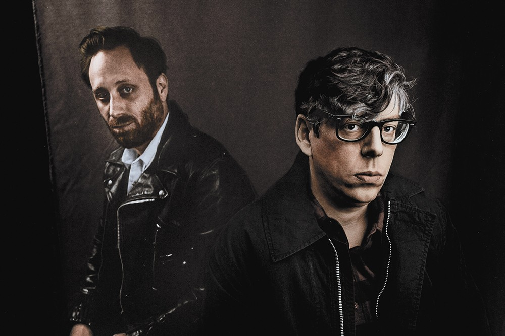 The Black Keys drop Let's Rock on Friday. - ALYSSE GAFKJEN PHOTO