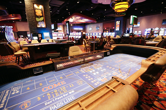 A decision to allow gaming at the Spokane Tribe Casino in Airway Heights was upheld this week when a judge issued a summary judgment order in favor of the Spokane Tribe of Indians and the Department of the Interior. - YOUNG KWAK PHOTO