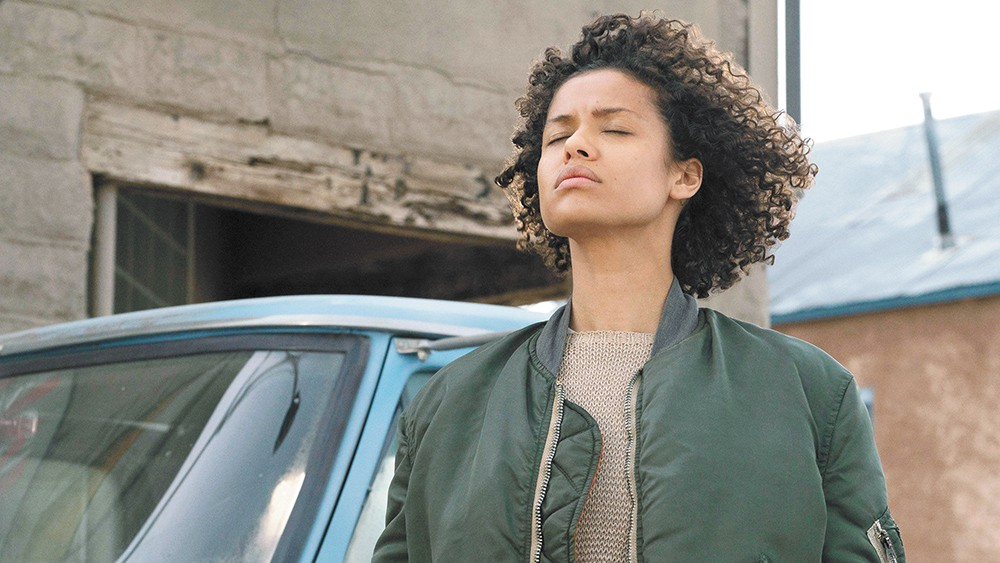 Fast Color, a strange sci-fi parable that's now available to rent.