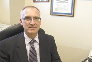 County Public Defender Tom Krzyminski - JACOB JONES